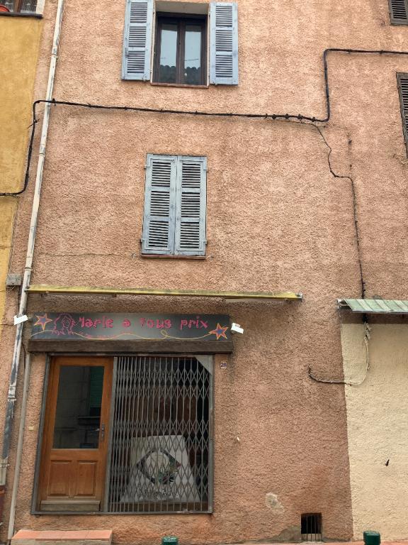 Maison de village de 90 m² dont un local commercial de 30 m²